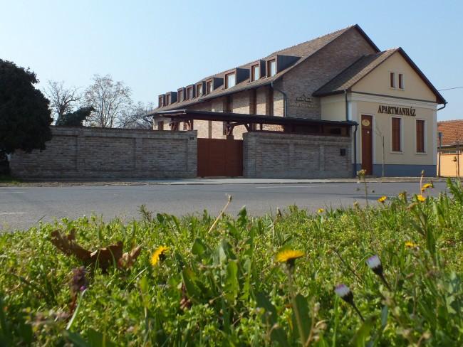 Szigeterőd apartman ház, Gyula