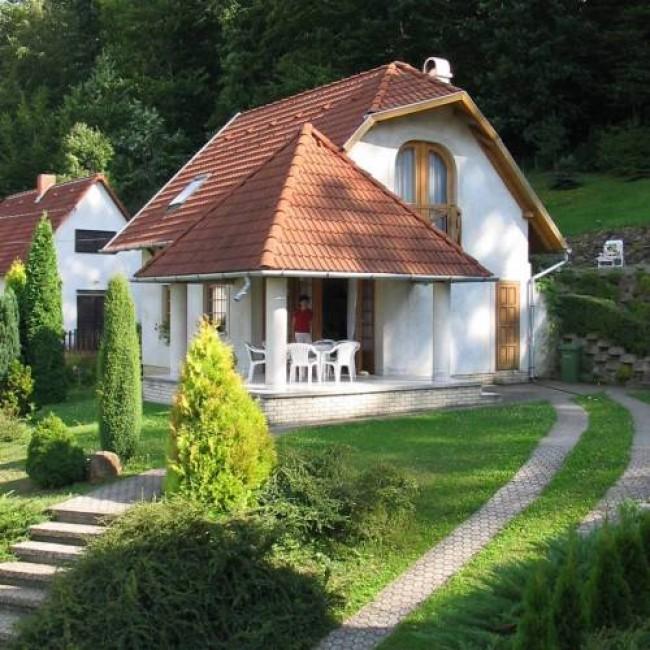 Erdőalja Vendégház, Magyarhertelend