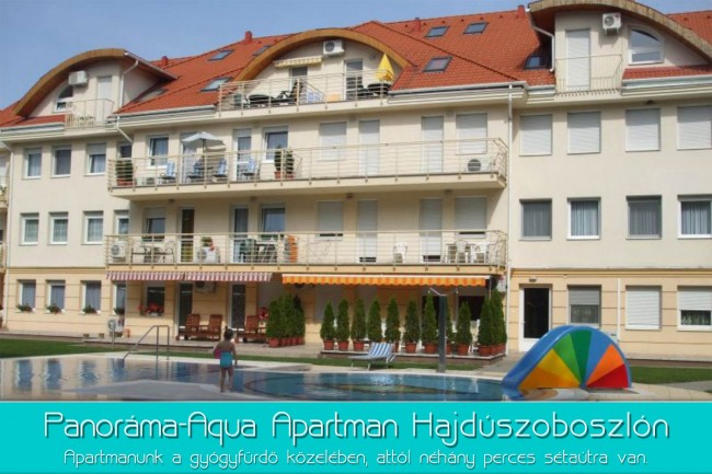 Panoráma-Aqua Apartman Hajdúszoboszló, Hajdúszoboszló