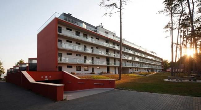 BL YachtClub & Apartments, Balatonlelle