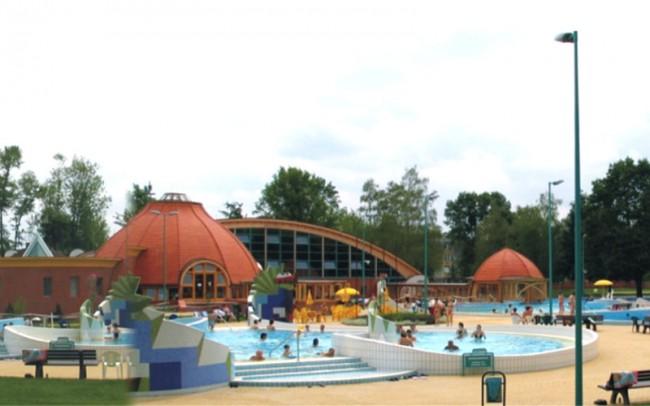 Barcsi Gyógyfürdő és Rekreációs Központ, Barcs