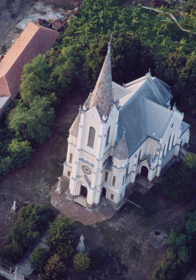 Barokk templom                                                                                                                                        , Csépa
