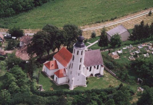 Gótikus templom  (XIV. század)                                                                                                                        , Cserhátsurány