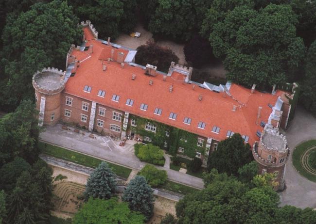 Benyovszky-kastély                                                                                                                                    , Görcsöny