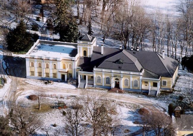 Holitscher-kastély                                                                                                                                    , Csetény