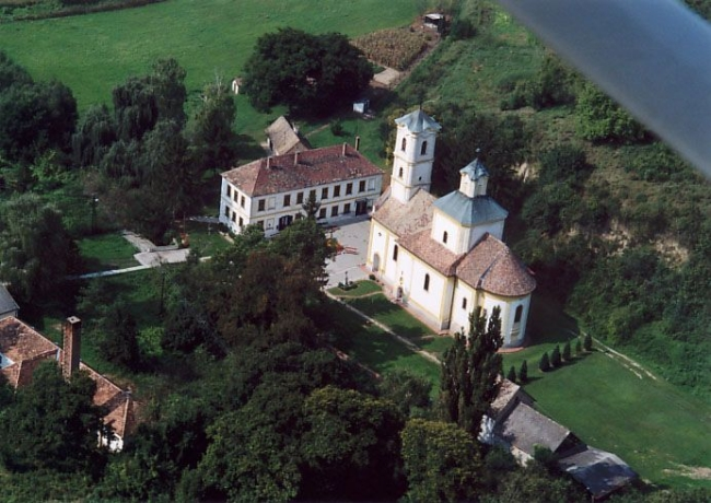 Szerb ortodox templom                                                                                                                                 , Grábóc