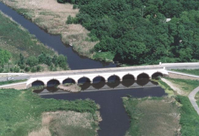 Kilenclyukú híd, Hortobágy