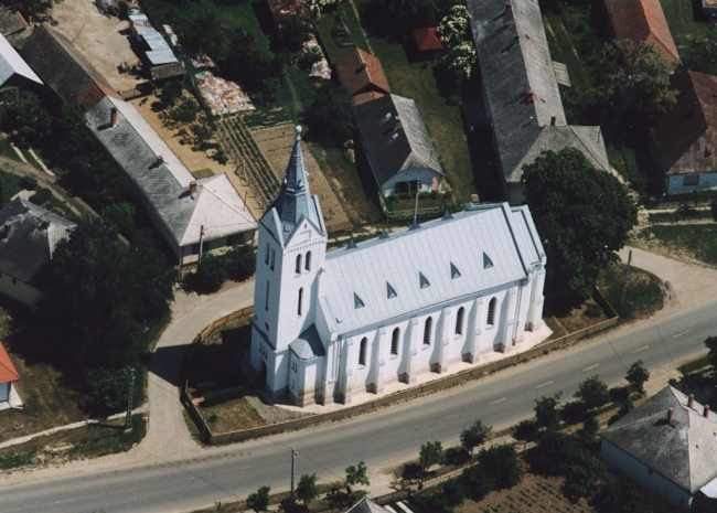 Református templom                                                                                                                                    , Jánd