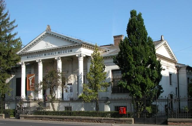 Munkácsy Mihály Múzeum                                                                                                                                , Békéscsaba