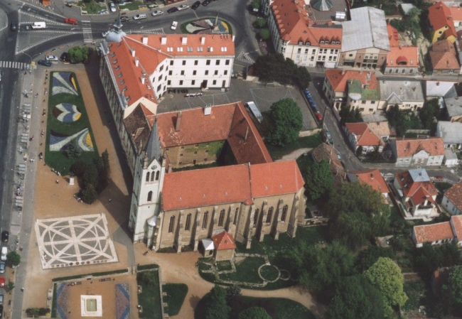 Gótikus plébániatemplom                                                                                                                               , Keszthely