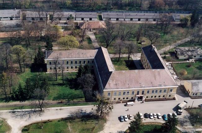 Batthyány-kastély (barokk)                                                                                                                            , Kisbér