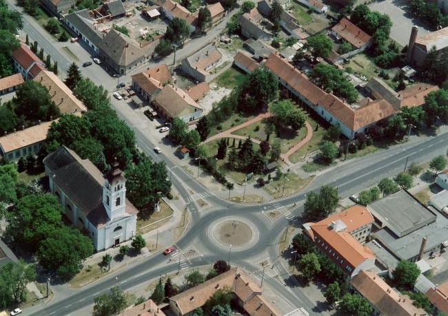 Szent István templom                                                                                                                                  , Kistelek