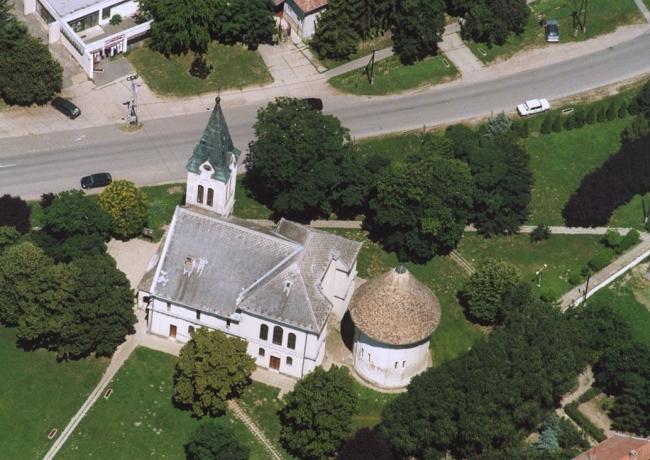 Nagyboldogasszony-templom                                                                                                                             , Kiszombor