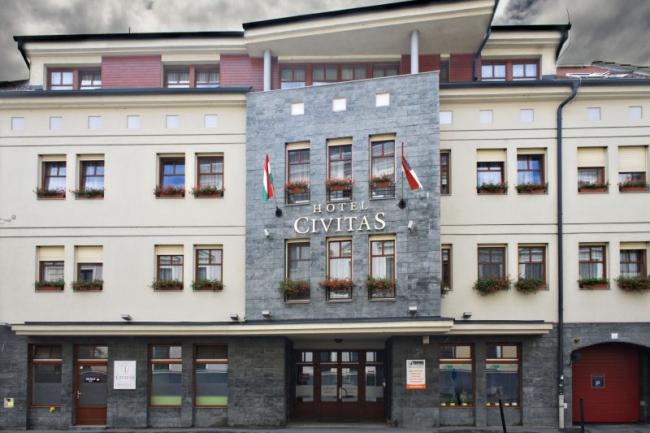 Boutique Hotel Civitas, Sopron