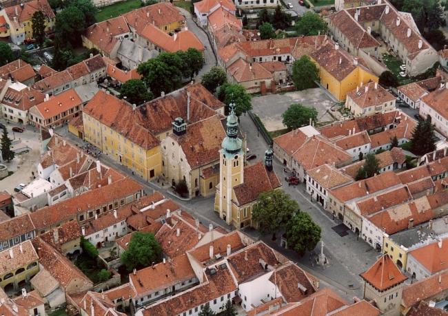Szent Imre templom                                                                                                                                    , Kőszeg