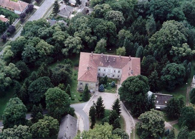 Zichy-kastély, Lengyeltóti