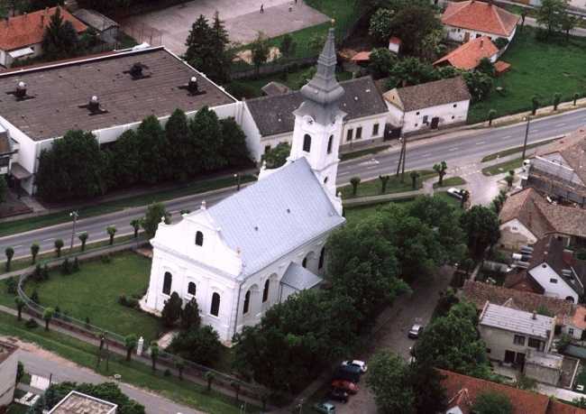 Tót templom                                                                                                                                           , Mezőberény