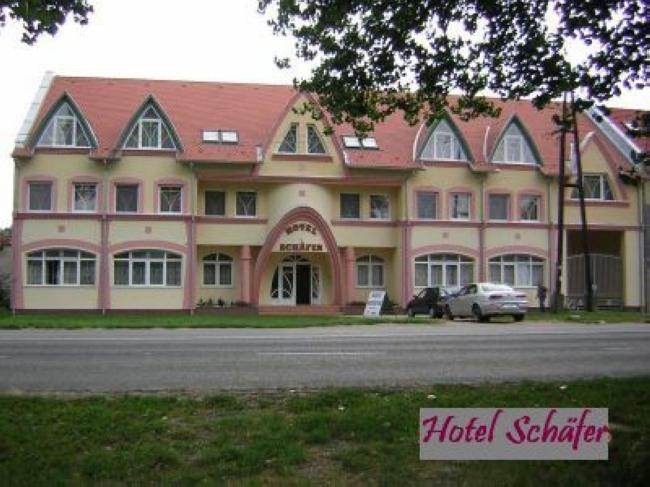 Hotel Schäfer, Harkány