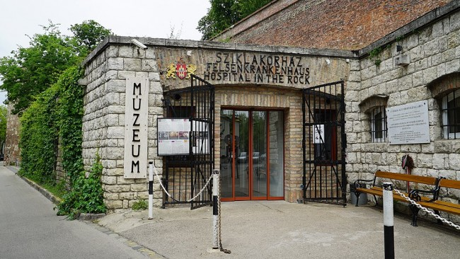 Sziklakórház Atombunker Múzeum, BUDAPEST (I. kerület)