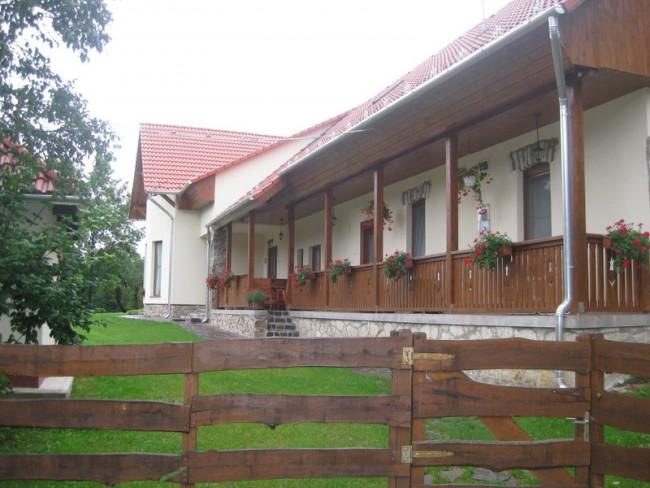 Aranyhegyi Vendégház, Telkibánya