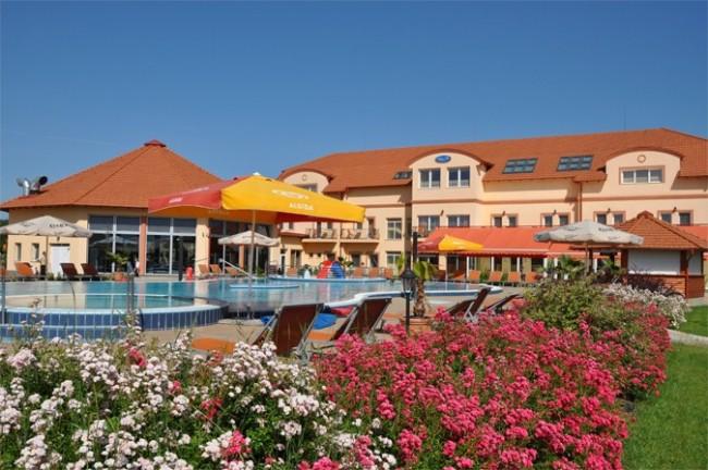 Aqua-Spa**** Konferencia és Wellness Hotel, Cserkeszőlő