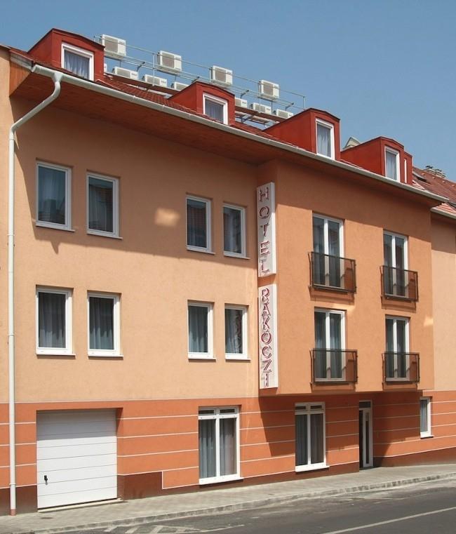 Hotel Rákóczi                                                                                                                                         , Győr