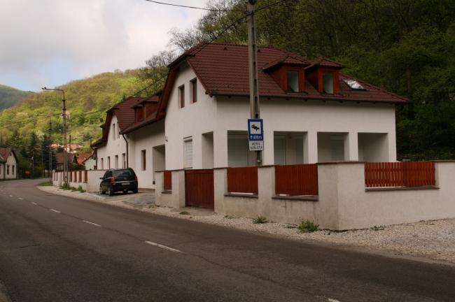 Bükk Apartman, Miskolc (Alsóhámor)