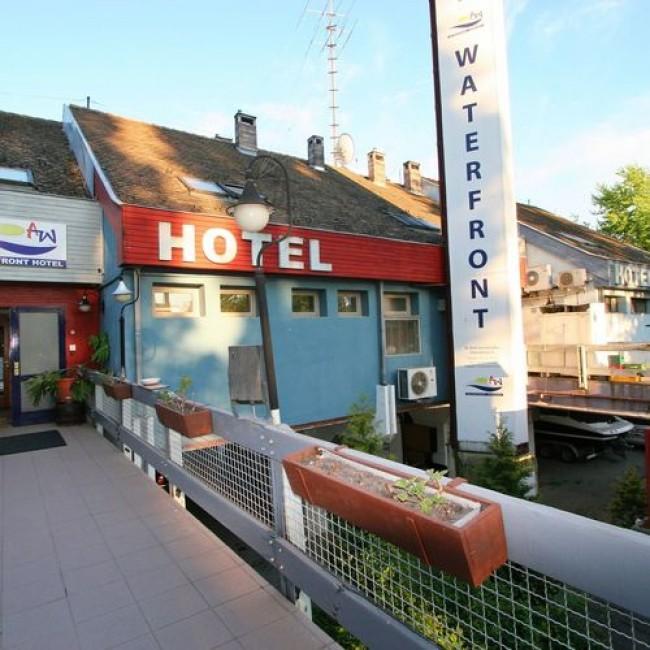 Hotel Waterfront, Szentendre