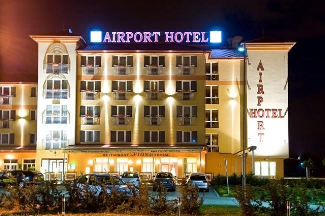 AIRPORT HOTEL BUDAPEST****superior, Vecsés
