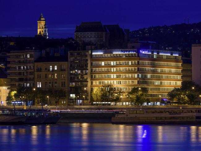 Novotel Budapest Danube, BUDAPEST (II. kerület)