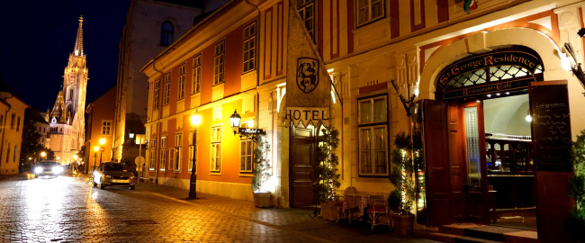 St. George Residence - All Suite Hotel DeLuxe*****, BUDAPEST (I. kerület)
