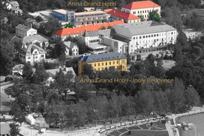 Anna Grand Hotel**** Wine & Vital, Balatonfüred