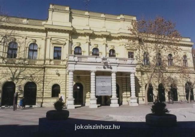 Békés Megyei Jókai Színház                                                                                                                            , Békéscsaba