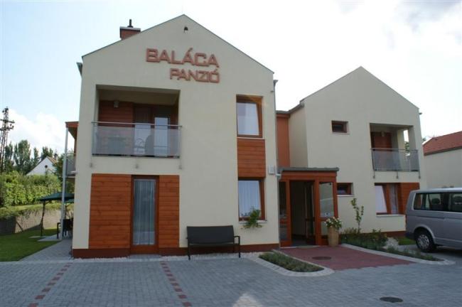 Baláca Panzió, Veszprém