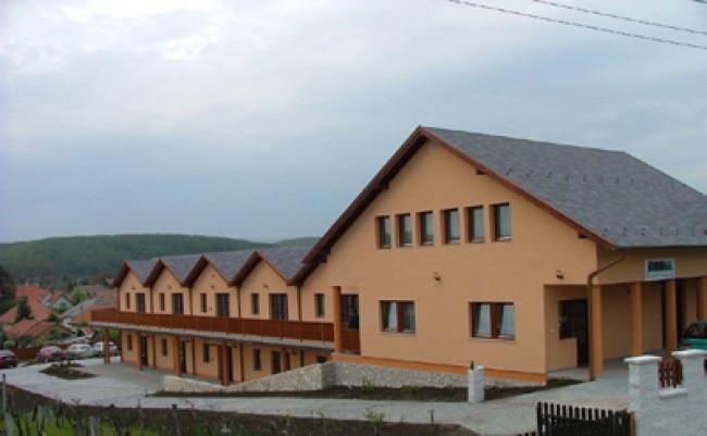 Bianka Apartmanház, Bogács