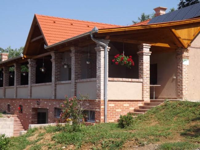 Göcsej-szíve vendégház, Kustánszeg