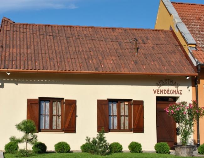 Gyöngy Vendégház, Szigetvár