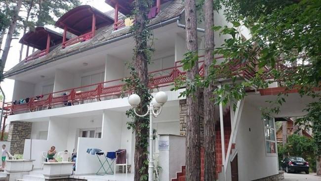 Villa Lakos Apartmanház, Siófok