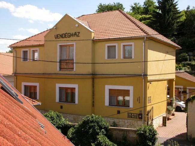 Borudvar Vendégház, Tokaj