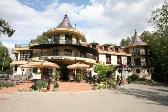 Hotel Kitty***, Miskolc (Miskolctapolca)
