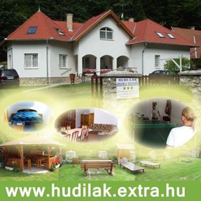 Hudi-Lak Vendégház, Háromhuta (Újhuta)