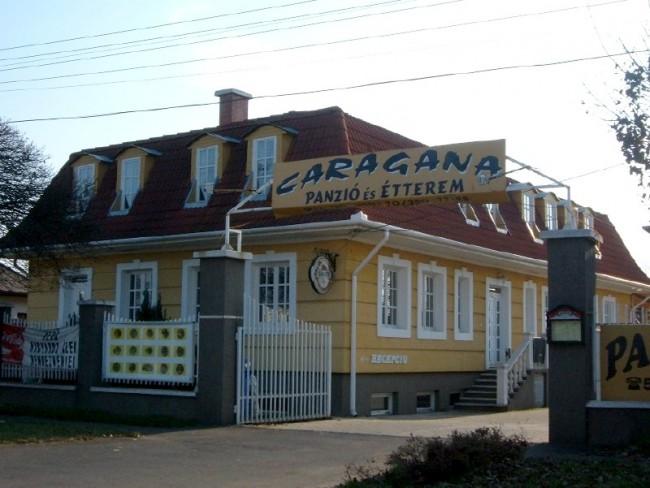 Caragana Panzió, Debrecen