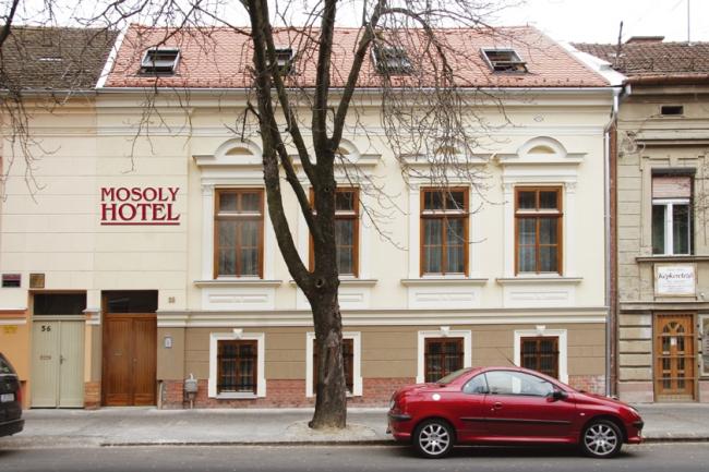 Mosoly Apartman, Szeged