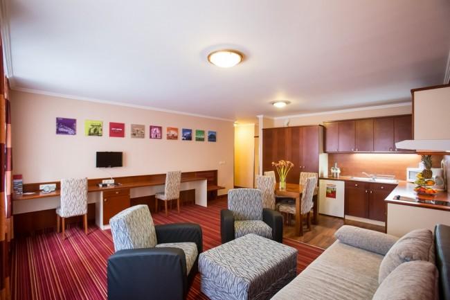 City Hotel Budapest****Társasház, BUDAPEST (VII. kerület)