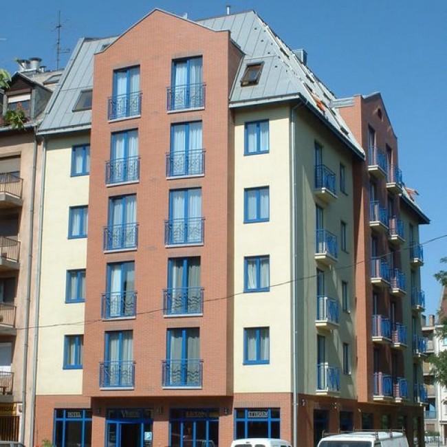 Hotel Veritas, BUDAPEST (XIV. kerület)