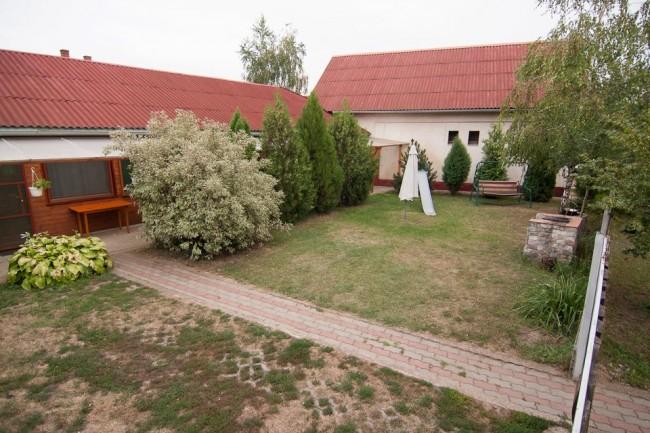 Berczi Apartmanházak, Tiszafüred