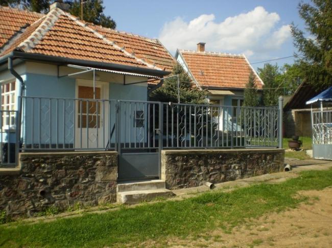 Siesta Vendégház, Bogács