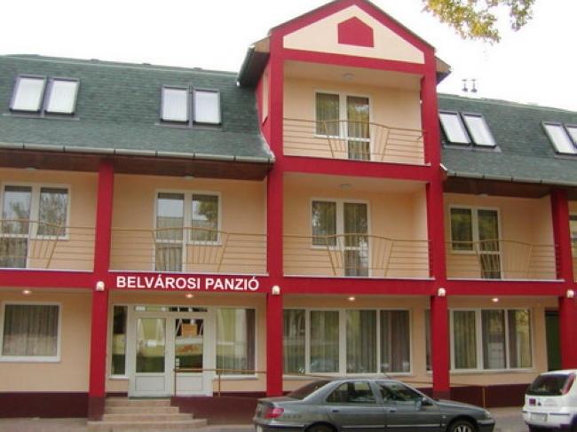 Belvárosi Panzió, Debrecen