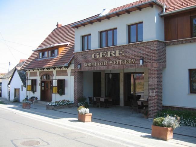 Crocus Gere Borhotel - Wine - Spa, Villány