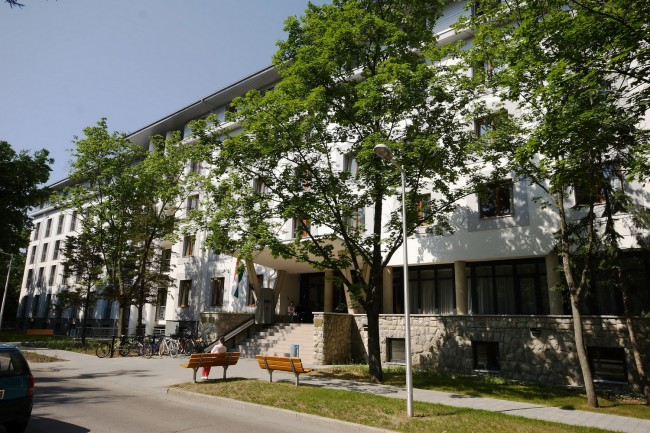 OEC West Hostel, Debrecen